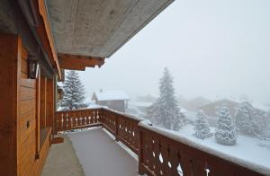 Combe de l'A 222, Apartments  Verbier - big - 14