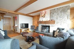Combe de l'A 222, Apartments  Verbier - big - 16