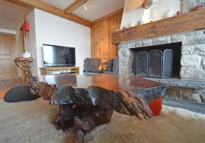 Combe de l'A 222, Apartments  Verbier - big - 17