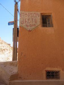 Casa rural Kasbah Des Pyramides, Hostels  Tinerhir - big - 34