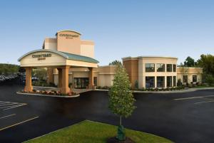 Courtyard by Marriott Canton, Hotely  Canton - big - 34
