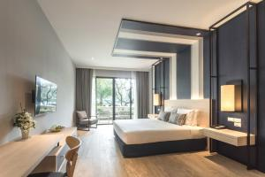 The Regent Cha Am Beach Resort, Hua Hin, Курортные отели  Ча-Ам - big - 8