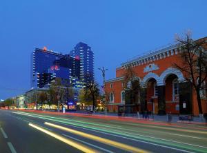 Отель Marriott Voronezh