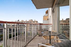 Apartment - Mandalls gate 10-12, Appartamenti  Oslo - big - 56