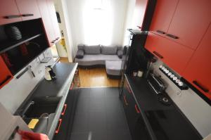Apartment Jolly, Apartmanok  Belgrád - big - 26