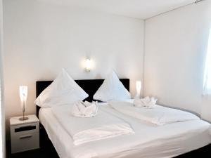 City-Hotel-Garni-Diez, Отели  Диц - big - 6