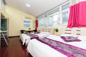 Beijing Jiayuhuxiao Hotel Apartment (Yuanyang Tiandi Branch), Apartmanok  Pejcsing - big - 6