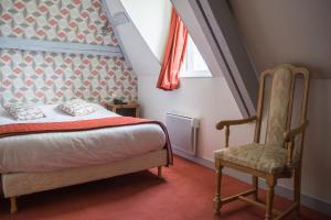 Inter-Hotel Loches George Sand, Отели  Лош - big - 9