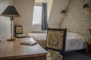 Inter-Hotel Loches George Sand, Отели  Лош - big - 3