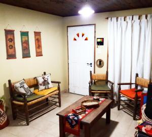 Cabanas de Campo, Country houses  Santa María - big - 3