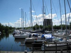 Ferienwohnungen Am Yachthafen