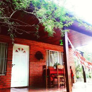 Cabanas de Campo, Country houses  Santa María - big - 12