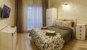 FAVAR Carpathians, Apartments  Skhidnitsa - big - 63