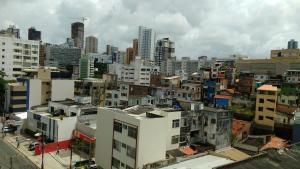 Apartamento Farol da Barra Salvador, Apartmány  Salvador - big - 11