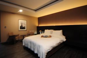 Hotel Tate, Hotely  Suwon - big - 4