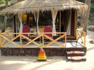 Krishna Paradise Beach Resort, Resorts  Cola - big - 41