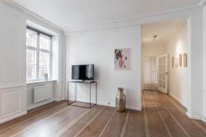 Large apartment in historic centre