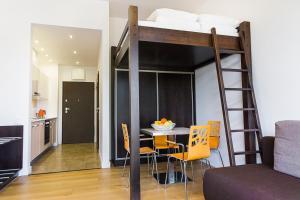 Mielno-Apartments Dune Resort - Apartamentowiec A, Appartamenti  Mielno - big - 182