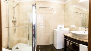 Mielno-Apartments Dune Resort - Apartamentowiec A, Appartamenti  Mielno - big - 168