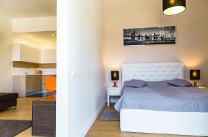 Mielno-Apartments Dune Resort - Apartamentowiec A, Appartamenti  Mielno - big - 166