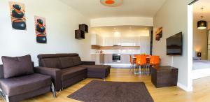 Mielno-Apartments Dune Resort - Apartamentowiec A, Appartamenti  Mielno - big - 126