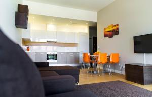 Mielno-Apartments Dune Resort - Apartamentowiec A, Appartamenti  Mielno - big - 88