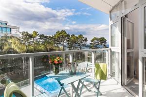 Mielno-Apartments Dune Resort - Apartamentowiec A, Appartamenti  Mielno - big - 6