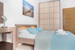 Mielno-Apartments Dune Resort - Apartamentowiec A, Appartamenti  Mielno - big - 11