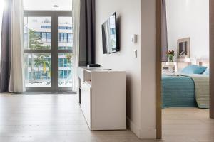 Mielno-Apartments Dune Resort - Apartamentowiec A, Appartamenti  Mielno - big - 10