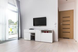 Mielno-Apartments Dune Resort - Apartamentowiec A, Appartamenti  Mielno - big - 9