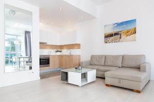 Mielno-Apartments Dune Resort - Apartamentowiec A, Appartamenti  Mielno - big - 124