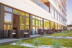 Mielno-Apartments Dune Resort - Apartamentowiec A, Appartamenti  Mielno - big - 36