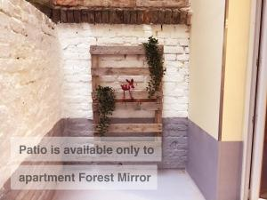Apartment with shower and kitchenette - Forest