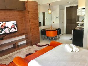 Studio type with free wifi, Ferienwohnungen  Manila - big - 3