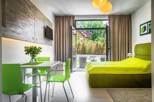 Mielno-Apartments Dune Resort - Apartamentowiec A, Appartamenti  Mielno - big - 62