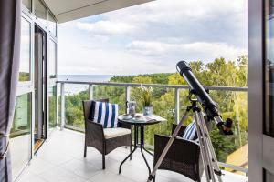Mielno-Apartments Dune Resort - Apartamentowiec A, Appartamenti  Mielno - big - 59