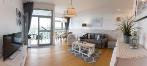 Mielno-Apartments Dune Resort - Apartamentowiec A, Appartamenti  Mielno - big - 145
