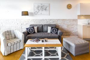 Mielno-Apartments Dune Resort - Apartamentowiec A, Appartamenti  Mielno - big - 140