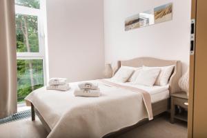 Mielno-Apartments Dune Resort - Apartamentowiec A, Appartamenti  Mielno - big - 132
