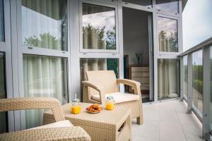 Mielno-Apartments Dune Resort - Apartamentowiec A, Appartamenti  Mielno - big - 8
