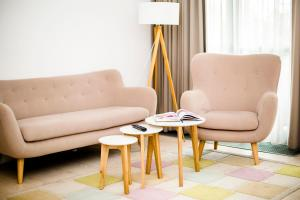 Mielno-Apartments Dune Resort - Apartamentowiec A, Appartamenti  Mielno - big - 201