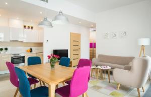 Mielno-Apartments Dune Resort - Apartamentowiec A, Appartamenti  Mielno - big - 198