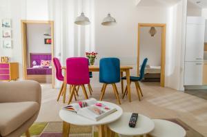 Mielno-Apartments Dune Resort - Apartamentowiec A, Appartamenti  Mielno - big - 197