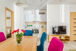 Mielno-Apartments Dune Resort - Apartamentowiec A, Appartamenti  Mielno - big - 196