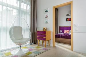 Mielno-Apartments Dune Resort - Apartamentowiec A, Appartamenti  Mielno - big - 195