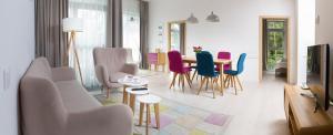 Mielno-Apartments Dune Resort - Apartamentowiec A, Appartamenti  Mielno - big - 193