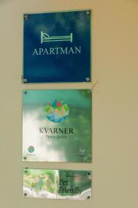 Apartment Pavica, Апартаменты  Нови-Винодолски - big - 9