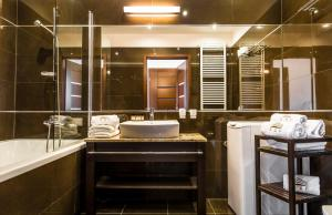 Mielno-Apartments Dune Resort - Apartamentowiec A, Appartamenti  Mielno - big - 184