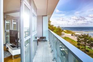 Mielno-Apartments Dune Resort - Apartamentowiec A, Appartamenti  Mielno - big - 121