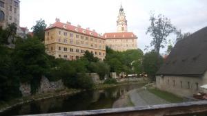 Pension Nika, Vendégházak  Český Krumlov - big - 37